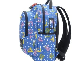 黑叶猴儿童双肩背包2019新款童装背包厂家直销