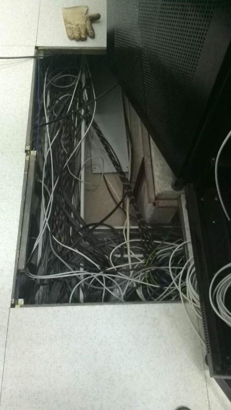 云南省专业监控安装办公室网络布线 弱电工程