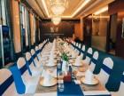 惠州金茂湾蟹宴由旺和餐饮专业一手策划打造活动现场
