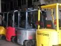 金华二手杭州电动叉车丶合力1.5吨2吨二手堆高蓄电池叉车