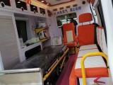 蚌埠救护车租车价格-蚌埠私人长途救护车出租-站点就近派车