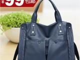 真皮女包2014新款欧美时尚潮女单肩包斜跨包手提包女士包包牛皮包