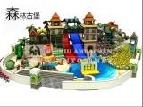 上海牛牛游乐设备儿童乐园淘气堡定制
