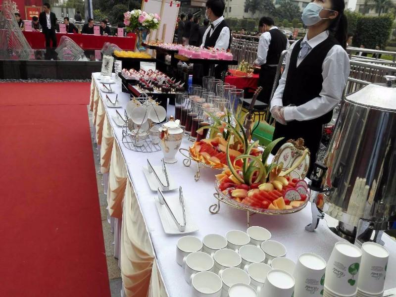 深圳让我留恋的是这里的自助餐宴会 冷餐茶歇会 烧烤
