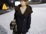 加厚棉衣冬装新款女装韩版棉服羊羔毛大码中长款大衣连帽外套