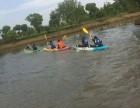 上海嘉定醉华庭 水上皮划艇拔河比赛