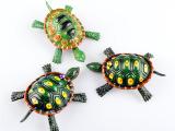 益智儿童拉线玩具 夜市地摊热卖玩具低碳环保 拉线乌龟厂家直销