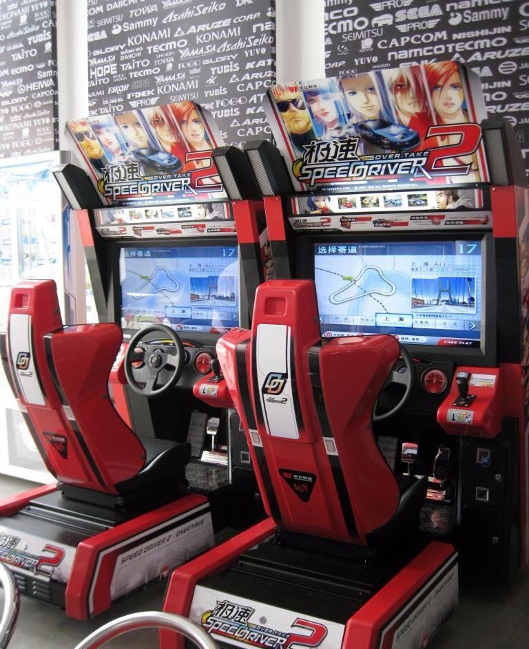 北京大型游戏机出租租赁