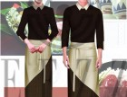 餐饮服务员服设计- 酒店服务员服装定制