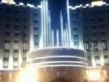 玻璃幕墙、酒店外墙装饰幻彩流水贴片LED灯条