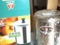 砂锅,搪瓷锅,铁平锅,铁炒勺,不锈钢小水壶