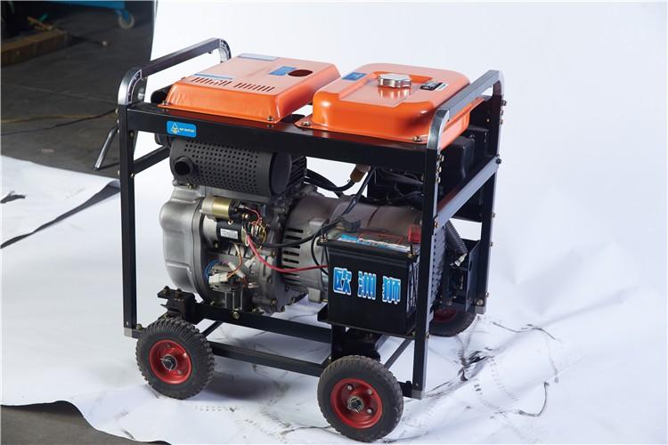 8kw柴油发电机体积