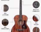 威尼斯专业演奏桃花芯全单吉他W870/W880
