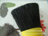 供应 厂家直销 PA6  耐磨耐高温 0.2 mm 黑色尼龙刷丝