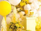天津周歲生日宴氣球布策劃
