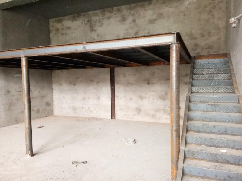 海淀专业钢结构阁楼钢结构二层钢结构阳台彩钢房