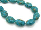 【让利价】天然无优化绿松石散珠批发 蓝松石DIY民族风饰品配珠