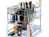 厂家直销各种规格不锈钢厨房拉篮.拉篮橱柜
