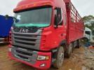 原版前四后八JAC9,6米货箱出售,可全国提档1年8万公里15.8万