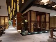 重庆火锅店装修,火锅店装修设计氛围的营造,爱港装饰