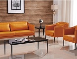 办公沙发 会客沙发 上海宜洋办公家具定制厂家