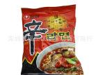韩国进口食品 农心香菇牛肉面方便面120g 正宗辛拉面