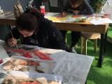 南京成人學工筆南京工筆美術培訓南京興趣工筆班南京成人