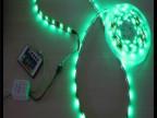 3528 60灯一米RGB12伏低压LED软灯条