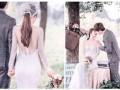 新娘试妆须知丨温州巴黎春天婚纱摄影分享