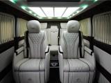 威霆商务车接待车 改装多功能航空座椅 给你稳重大气汽车生活