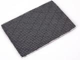 黑白网布合3M保温棉合2厘泡棉加防水布 复合防水鞋材透气内里批发