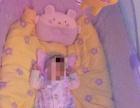 商场购入的婴儿床