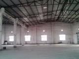 個人..獨棟單層2500平米廠房高6米