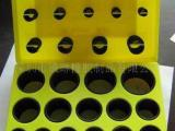 供应耐油橡胶O型圈修理盒 黑色硬度70 丁氰O型圈