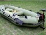 最新橡皮艇电动船外机价格