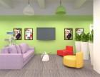 居乐高装饰昆明小型办公室这样装修美的不要太过分