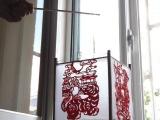 【竹制DIY灯笼材料包】传统手工 方形灯