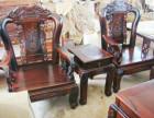 杨浦区老红木古董家具回收