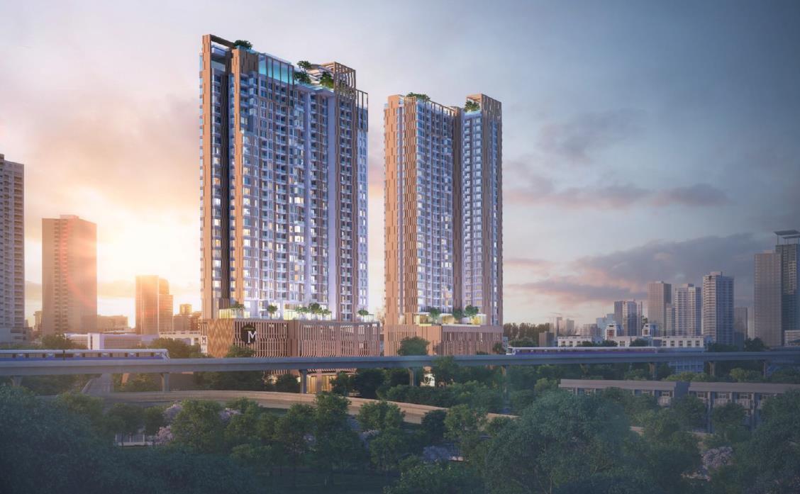 曼谷M JATUJAK 公寓泰国房产房屋投资