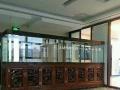 精品水族鱼缸设计量身制作实木高档鱼缸别墅家庭工厂