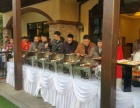 深圳礼仪庆典专业的餐饮外宴龙岗自助餐冷餐等上门包办服务