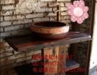 延边市老船木家具茶桌椅子沙发茶台茶几办公桌餐桌鱼缸置物架案台