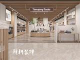 合肥奶茶店装修 商场饮品店面设计,甜甜的好喜欢