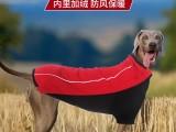 德川-狗狗衣服秋冬款寵物抗風保暖狗衣服兩腳沖鋒衣批發