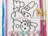 珍珠画吸卡20*24 儿童手工制作  DIY玩具 货号DIY