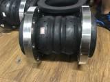 水泵双球体橡胶软接头生产厂家