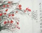 石涛的梅花古字画