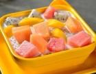柠檬可可饮品冰淇淋甜品,复合式经营满足小投资者的需求