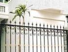 哈尔滨铁艺维修铁艺围栏大门电焊不锈钢钢结构厂家铁艺制作喷