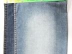 牛仔布厂家直销 斜纹弹力牛仔布 单面蓝